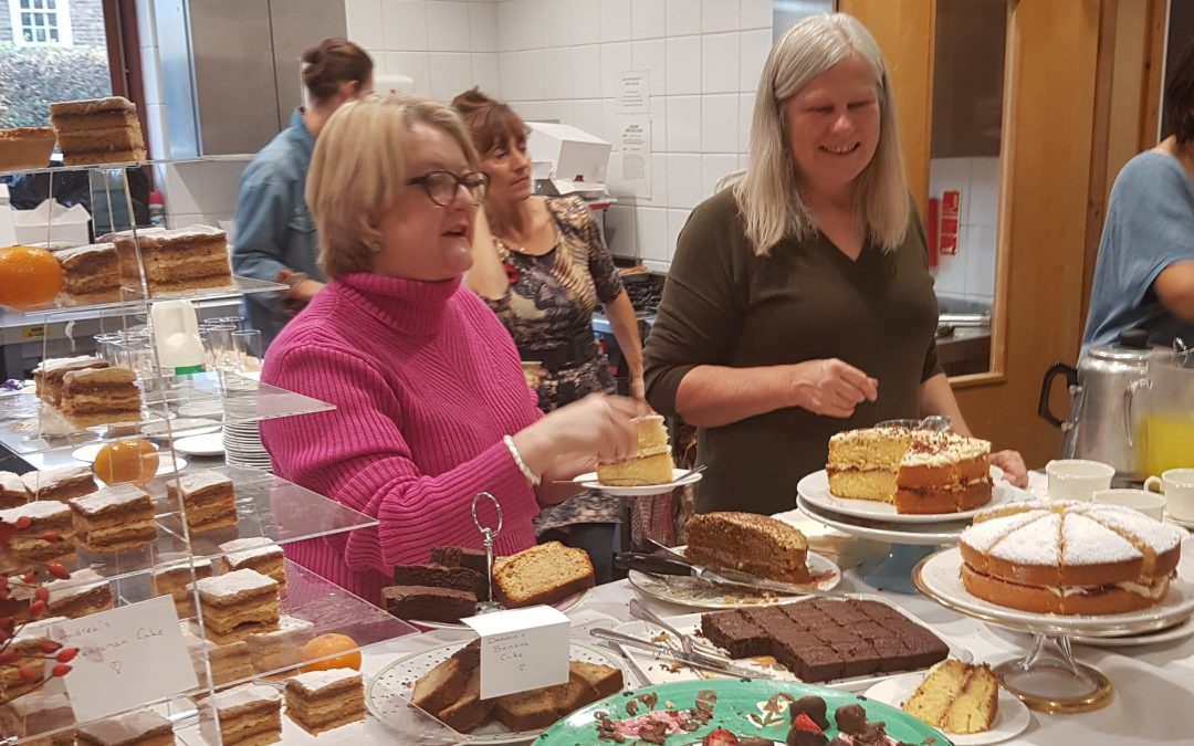 A new initiative led by SCCF – The Pop up Community Cafe