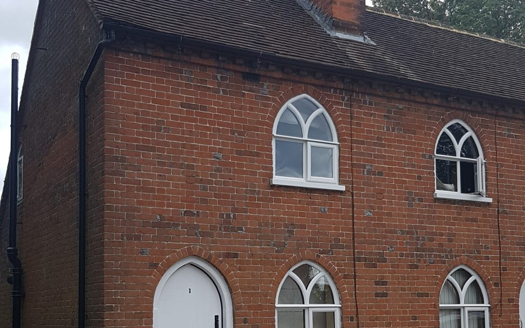Days Almshouse repairs