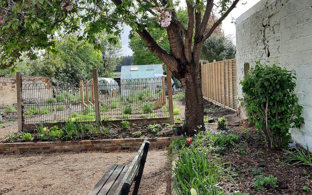 New Community Garden – Open morning