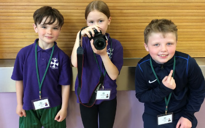The Junior Journalists have some exciting news!