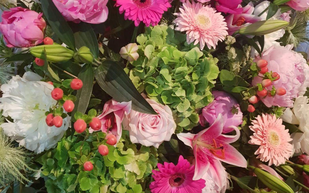 Holy Cross Flower Festival